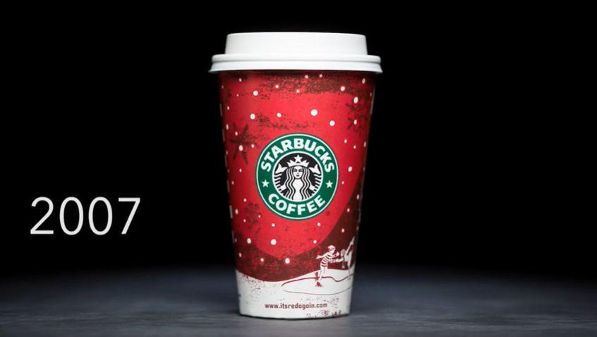 星巴克卖杯子赚的钱,可能比咖啡还多
